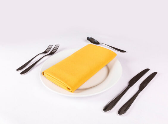 Honeycomb Gold Napkin