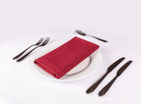 Merlot Red Napkin