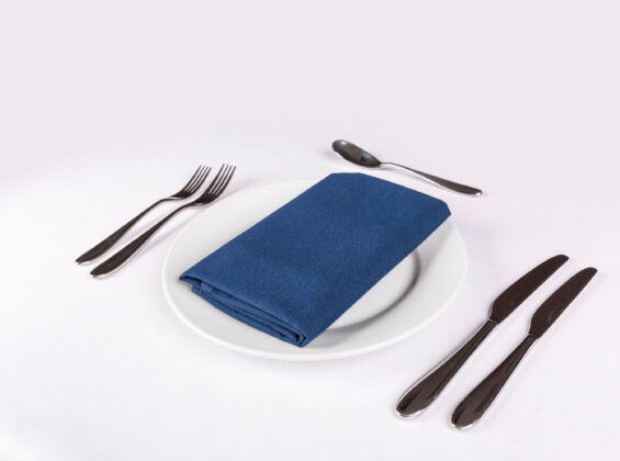 Oxford Blue Napkin