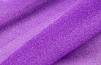 Purple Iris Organza