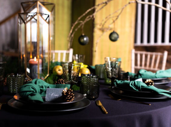 Magical Christmas Party Inspiration
